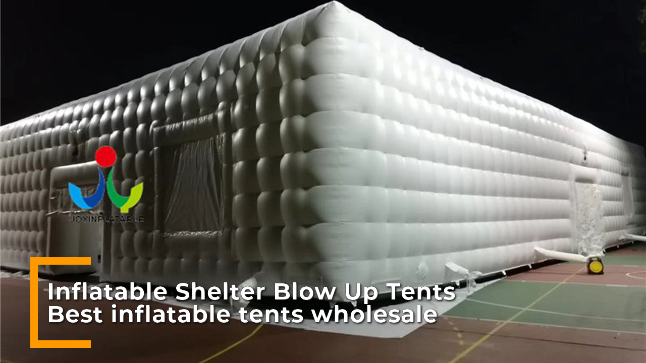 Inflatable Shelter Blow Up Tents For Sale
