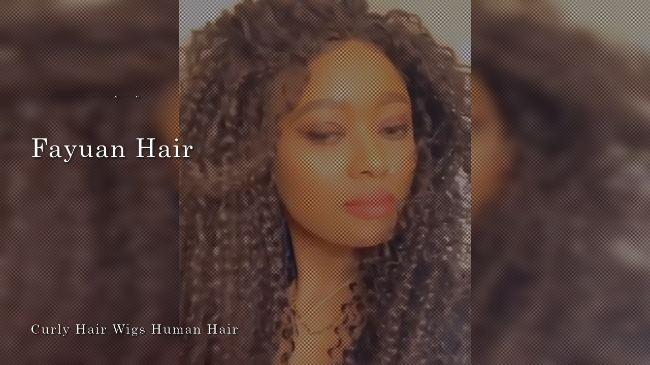Curly Hair Wigs Human Hair On Fayuan