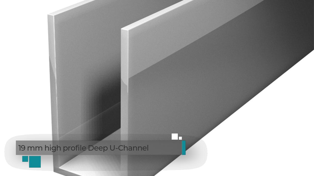 Find Aluminium U Channel & Jiangyi Aluminum Chrome U-profil | JY