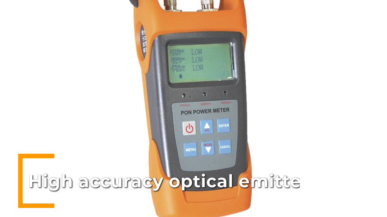 FOT-V7 Optical Power Meter Video