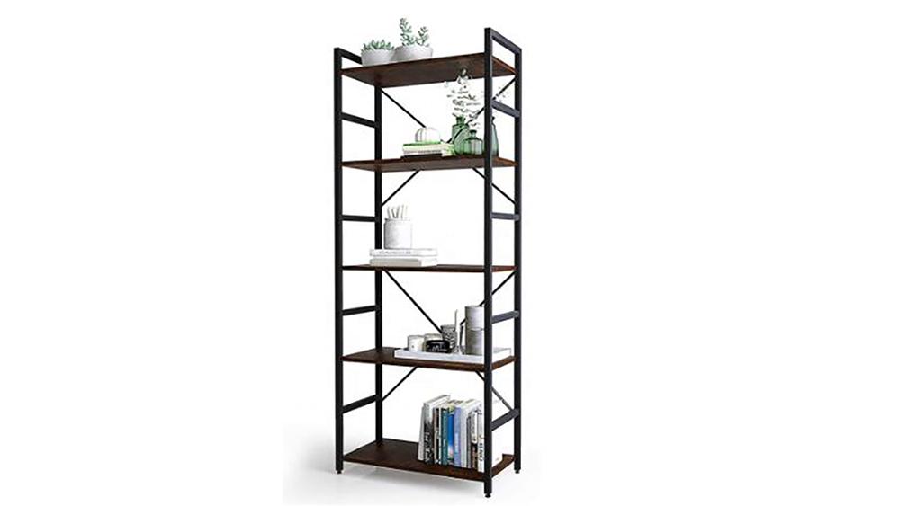 Wholesale Living room metal bookshelfsundry frame multi-layer combination