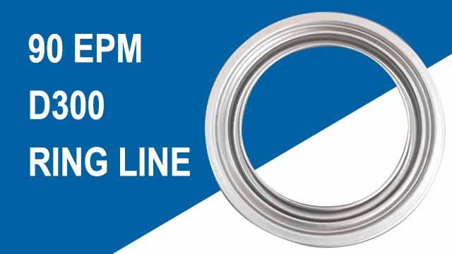 Lid Ring End Line