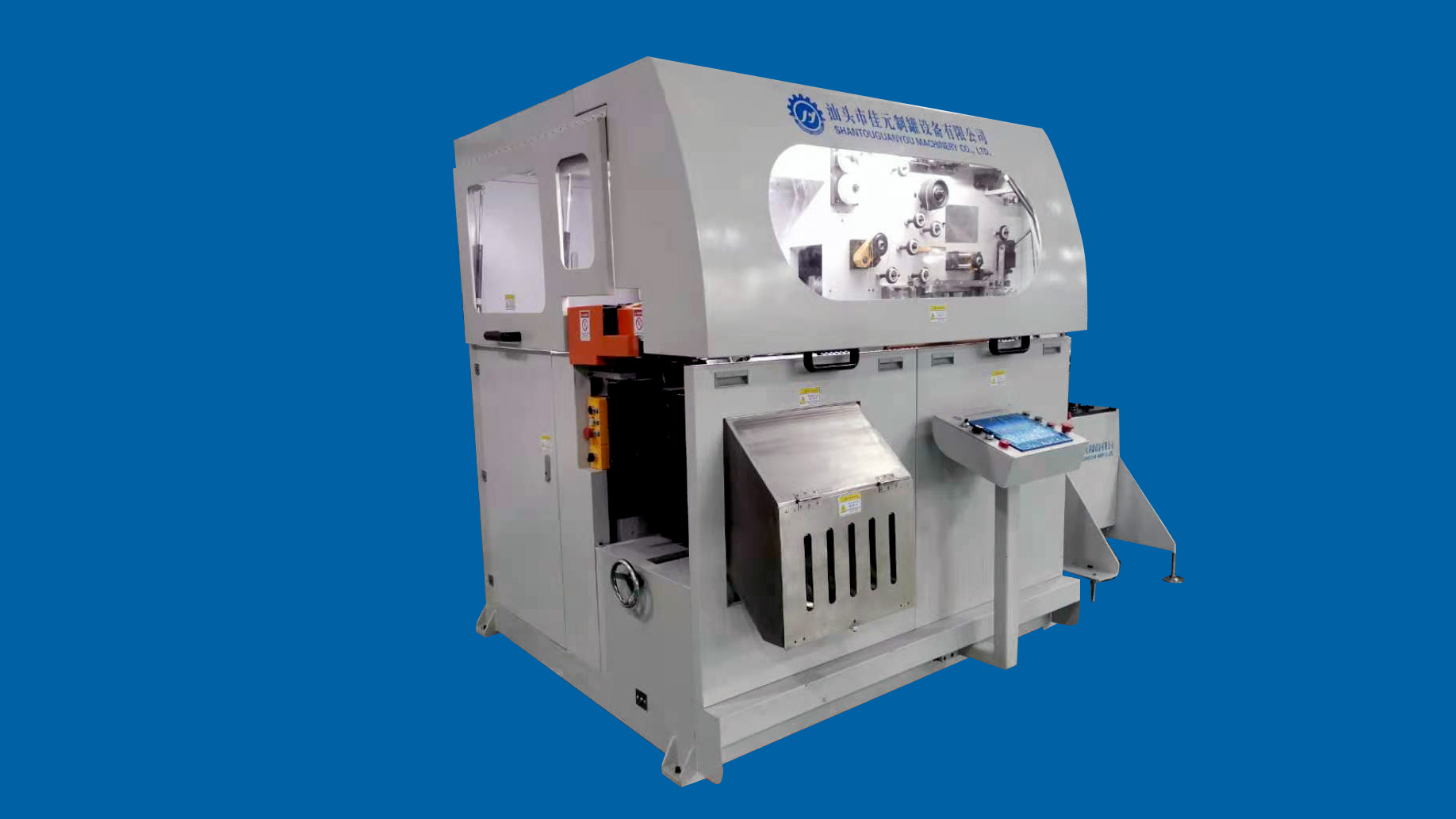 Auto Welder With Auto Double Sheet Rejector