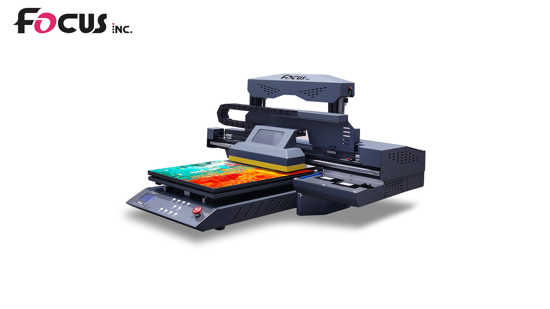 Desktop Small A3 UV Printers Combo Jet at Facotry Price