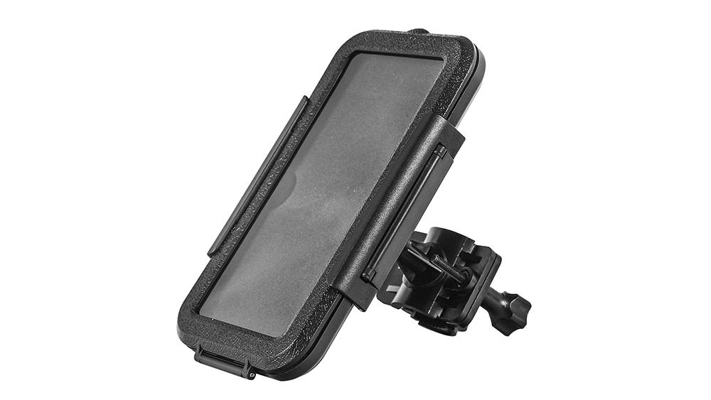 Vízálló táska kerékpáros mobiltelefon tartó FB4