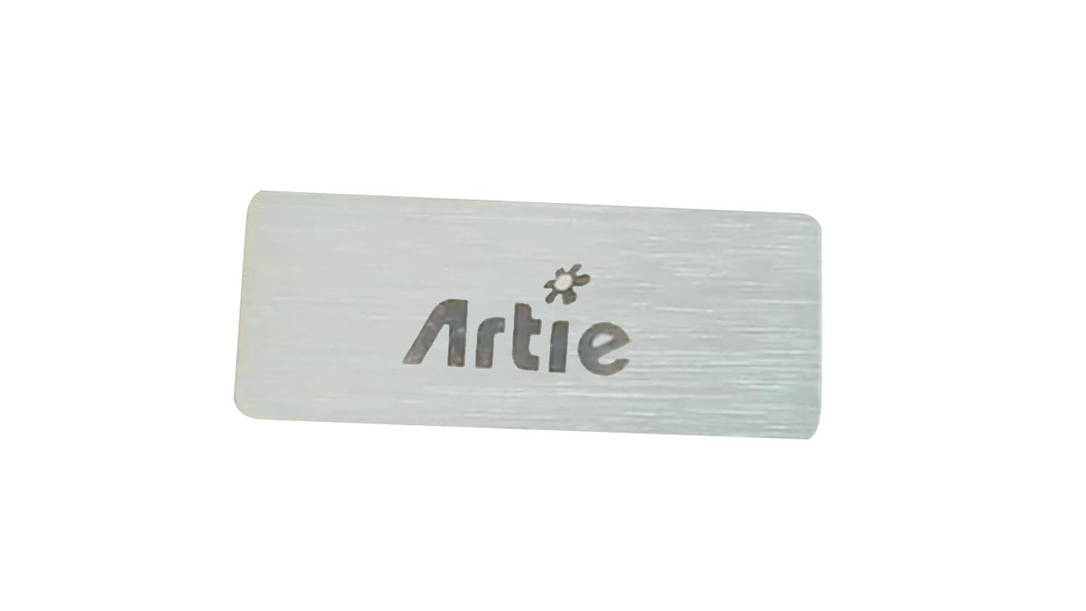 Best China best Aluminum badge manufacturers-Alice Factory Price - Alice