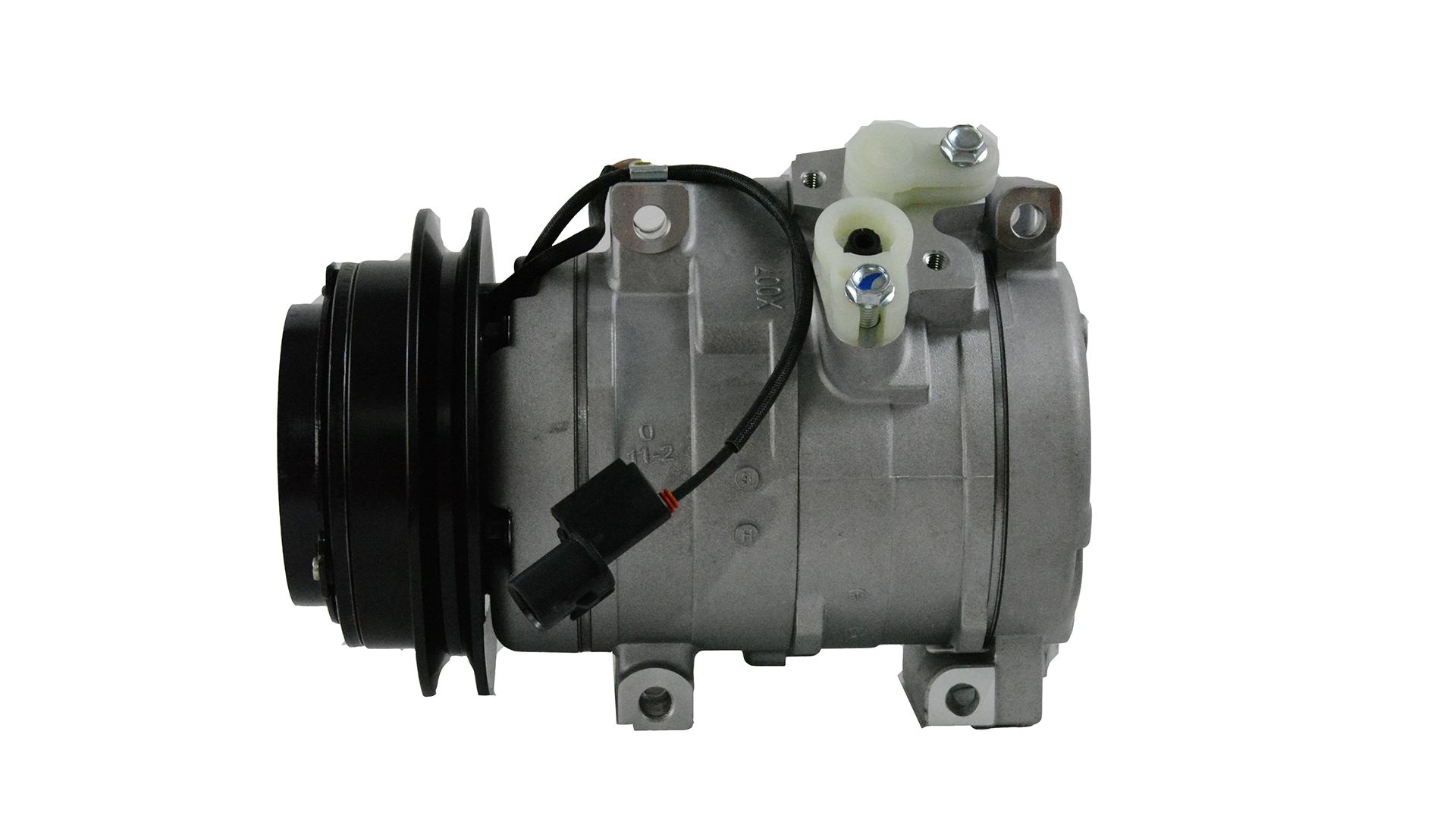 447280-0070/447170-8026/447220-3655 car air conditionging compressor for MITSUBISHI PAJERO V76 3.2