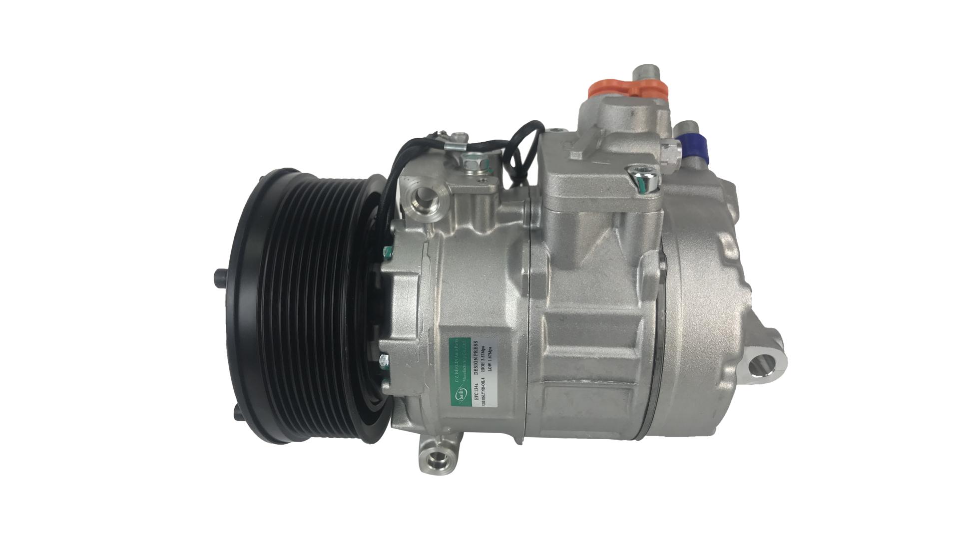 Mafi Kyawun A4572300711 / DCP17503 / 0002344311 / 447260-1805 Compressor na kwandishan na Mercedes-Benz