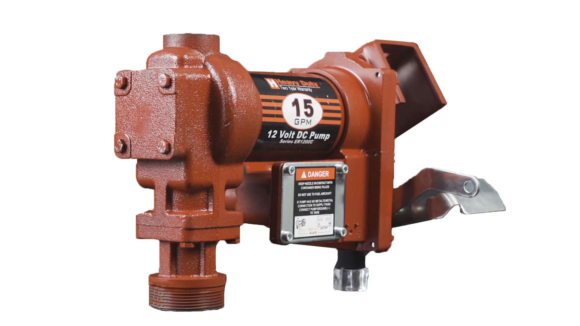 أفضل جودة مضخة البنزين DC YOILP 1226C / 1227C مصنع