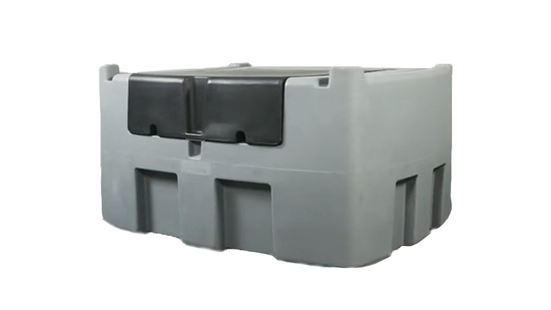 Paras 600L diesel-säiliö& Adblue Tank 12V dieselpumpun toimittaja