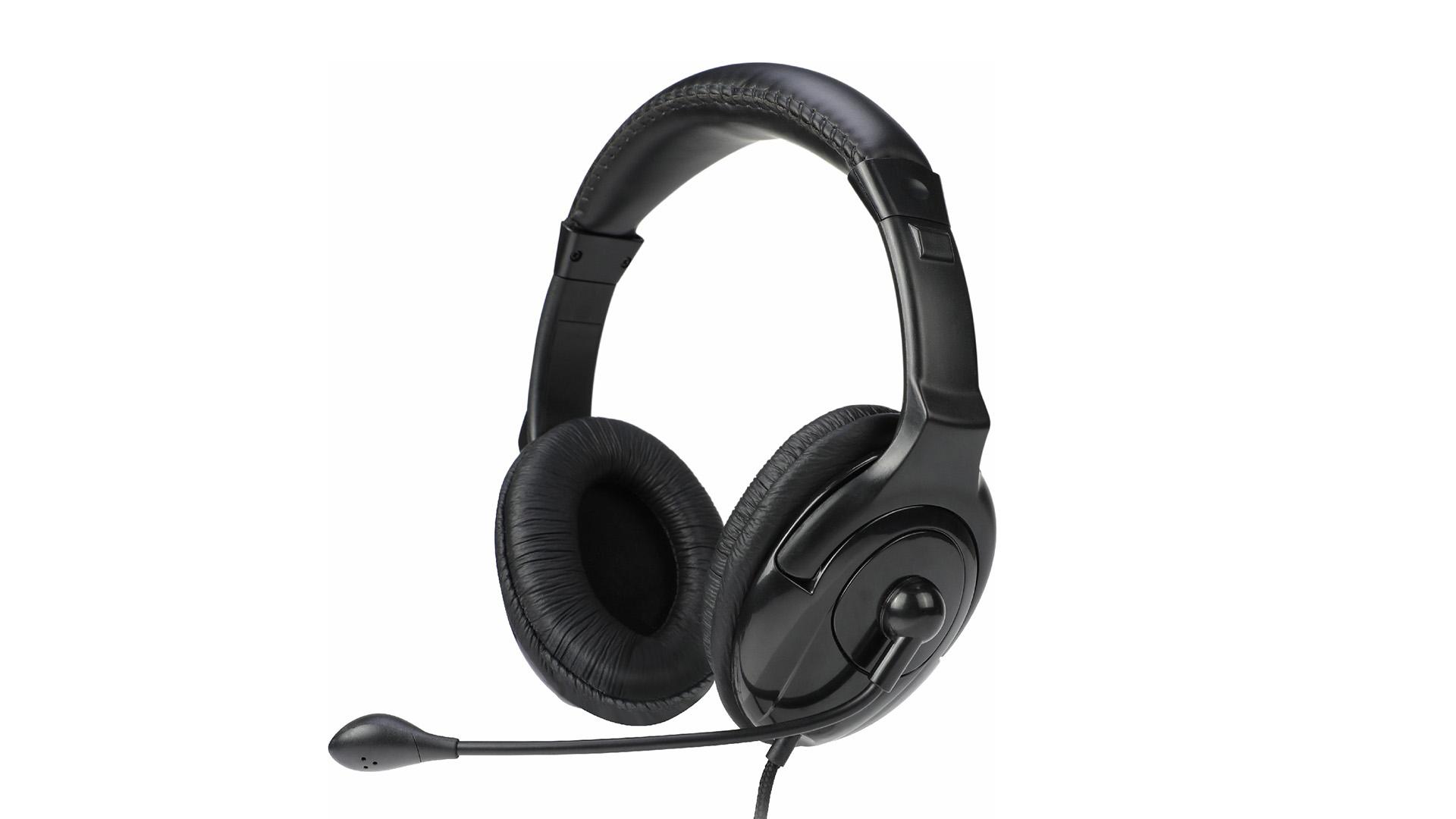 OEM GAMING Headset met MIC vir PC KY-H004
