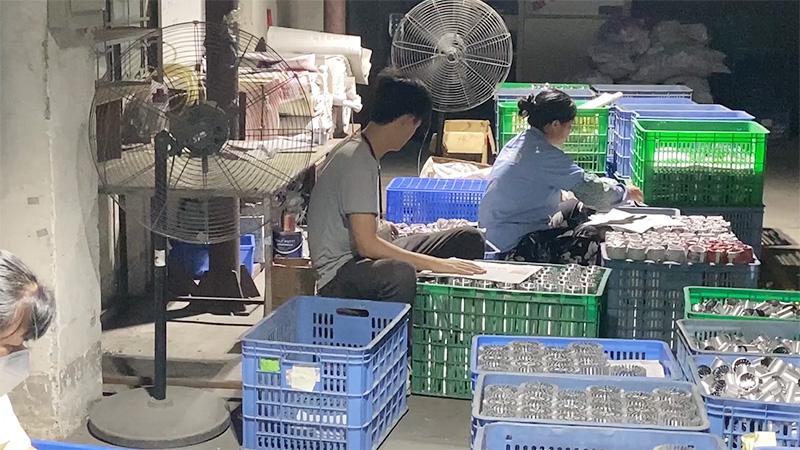 Atelier des fournisseurs de composants d'éclairage LED_ Vidéo