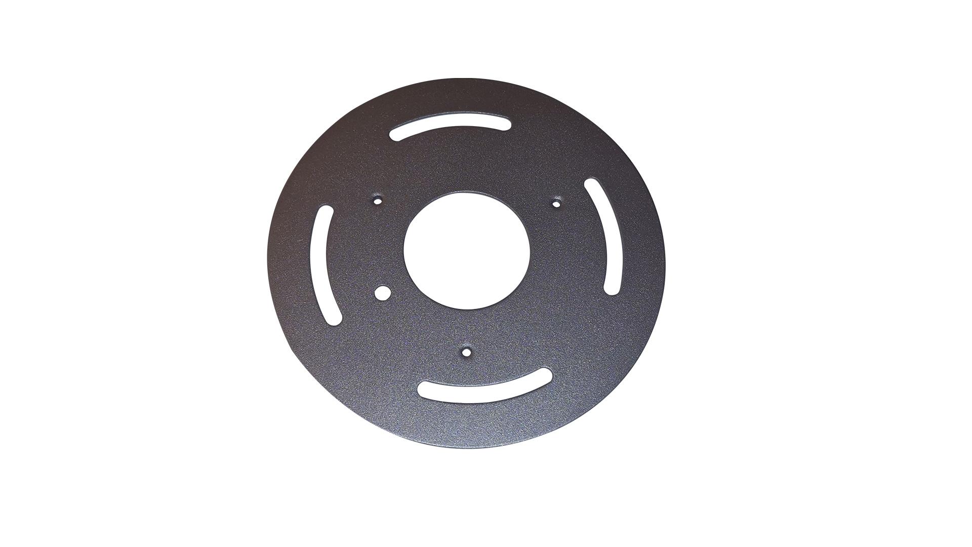 Piezas de estampado de chapa de carcasa LED