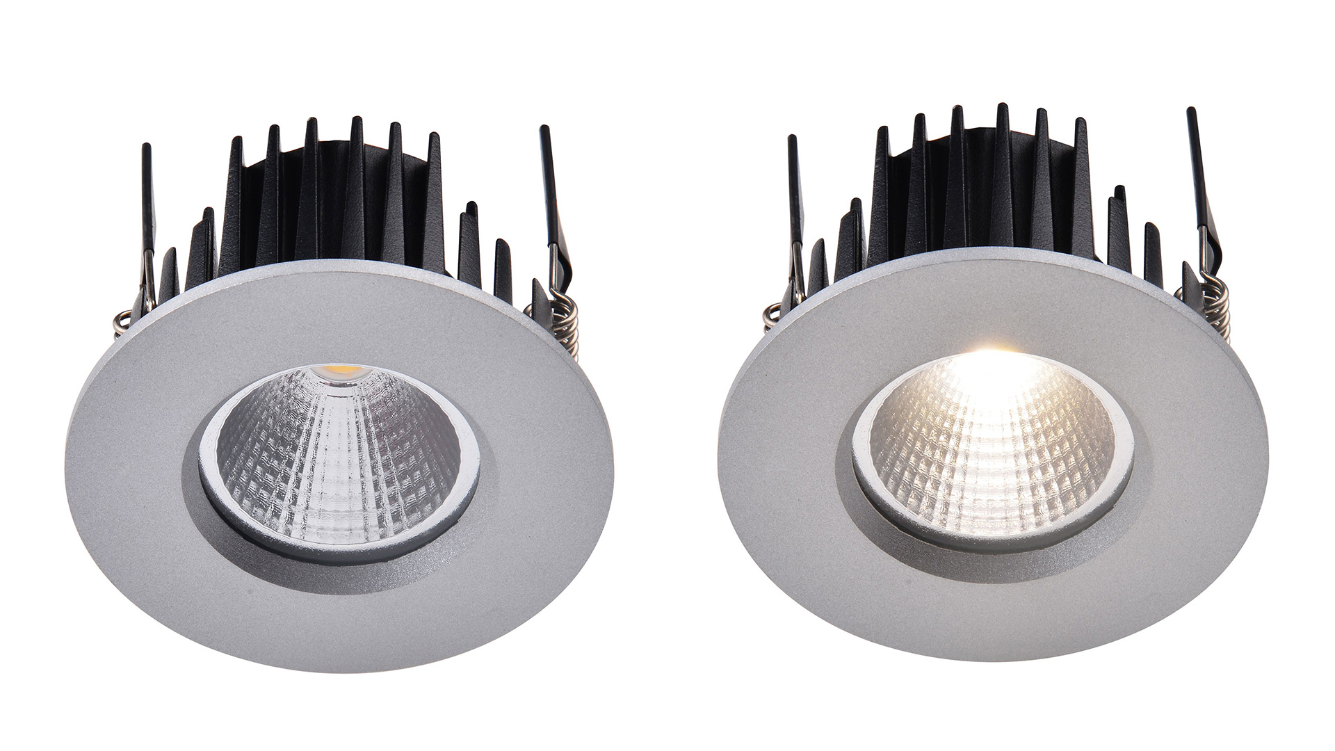Downlight LED IP65 impermeable de 8 vatios