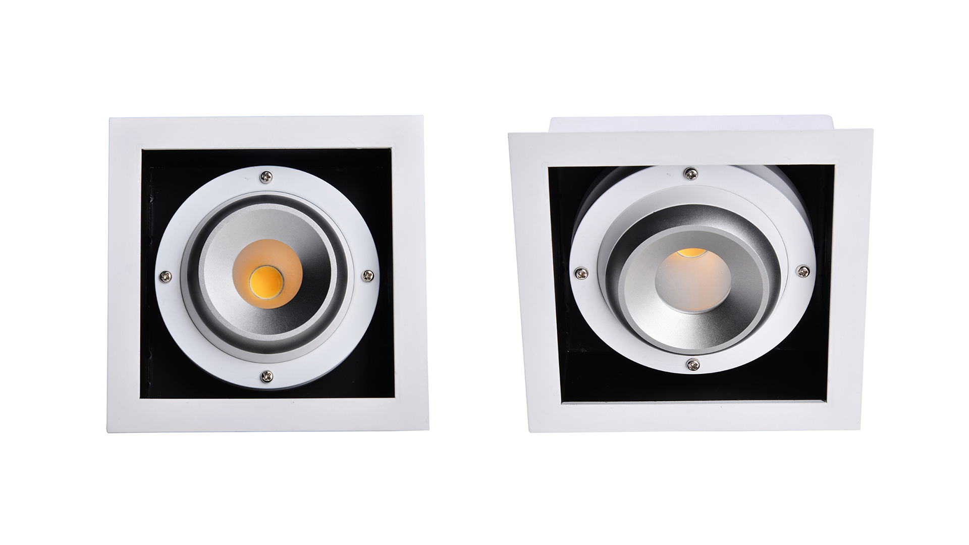 Lampe de seau à double tête intégrée 06001