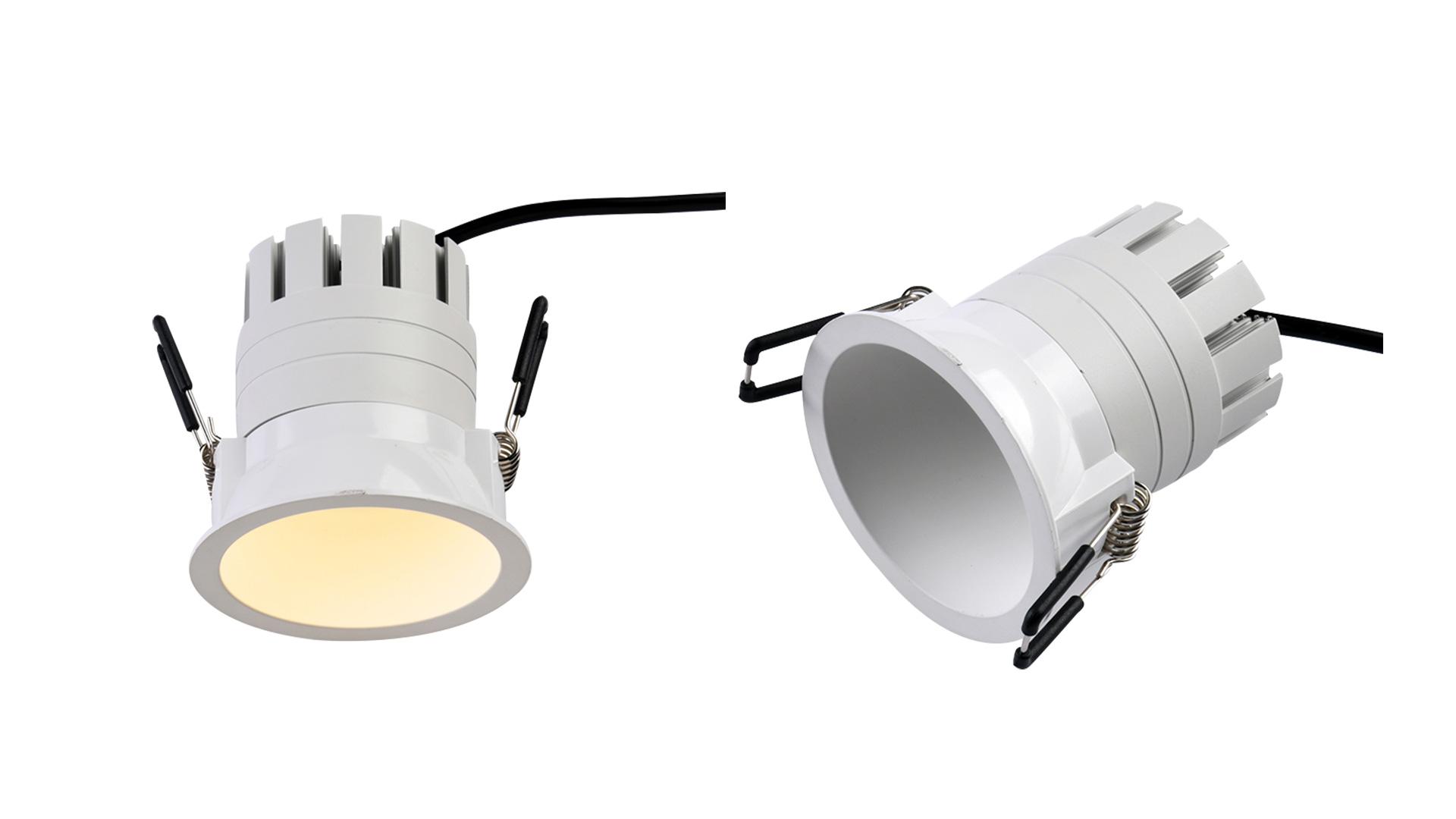 أنبوب عميق مانع للدوران ضوء سبوت 05100