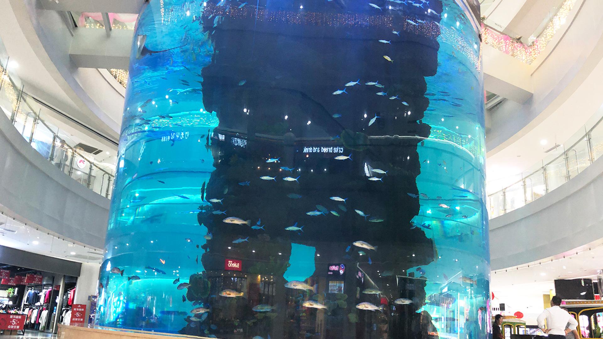 Huaian Fish Tank