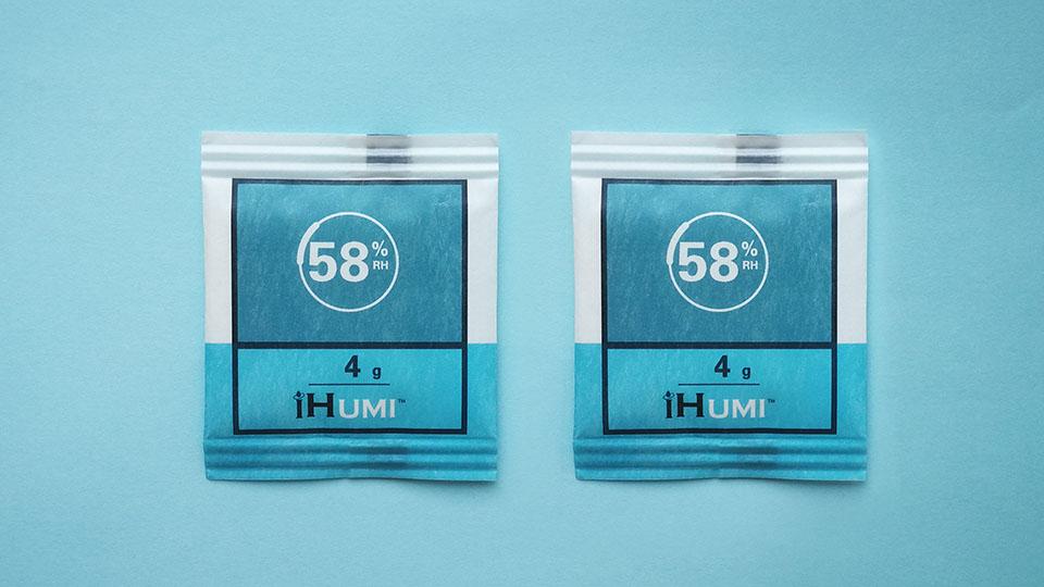 RH58% Humidity Pack for Cannabis Weed Hemp