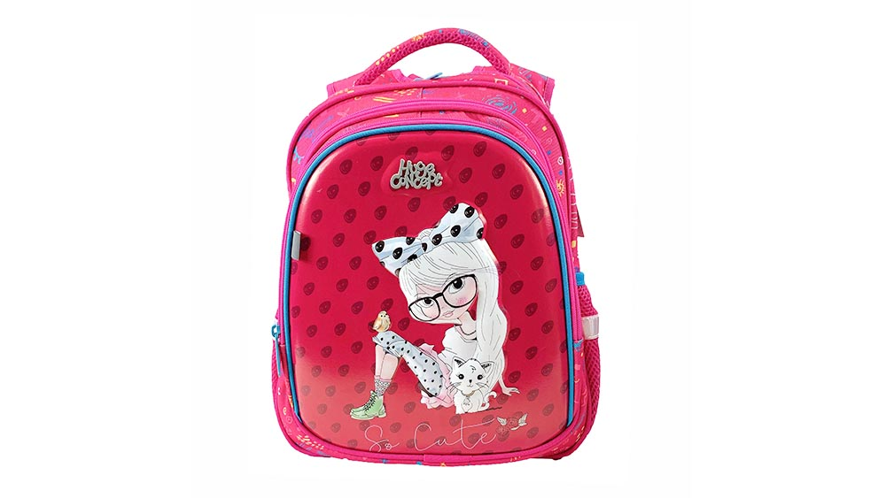 New Launch Animal Cartoon Kinderrucksack Kinderrucksack Mädchen Schulrucksack Bookbag For School 2045