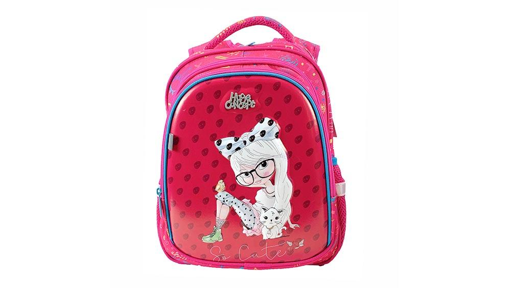 新推出的動物卡通兒童背包孩子背包女孩學校背包學校書包2045