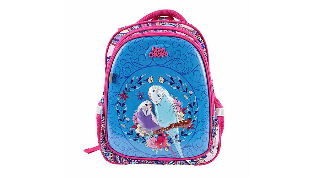 Sac à dos scolaire coloré de mode pour les filles Sac à dos d'épaule de carton d'enfants 2047
