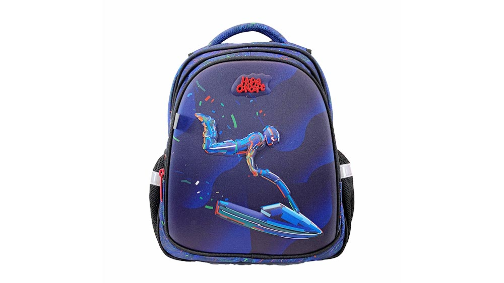 Fashion Cartoon School Backpack for Boys or Girls Children Shoulder Daypack for Kids 2048