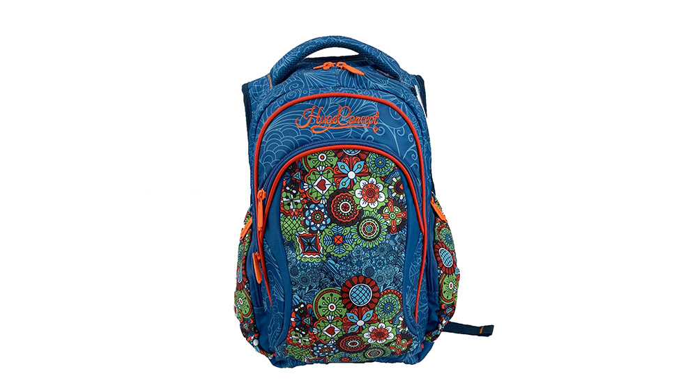Boys School Backpacks Used Grade School Backpack 2020 Preppy Style Fashion Polyester Unisex Zipper & Hasp Interior Zipper Pocket 2007