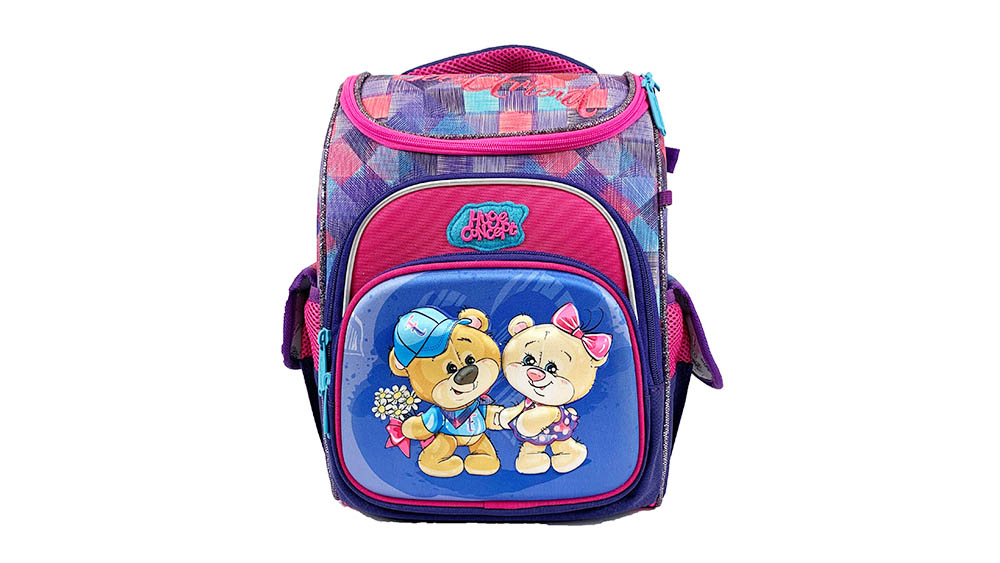 Racing car design russian school Backpack Kids Backpack School Backpack Bookbag for School Usual 2030