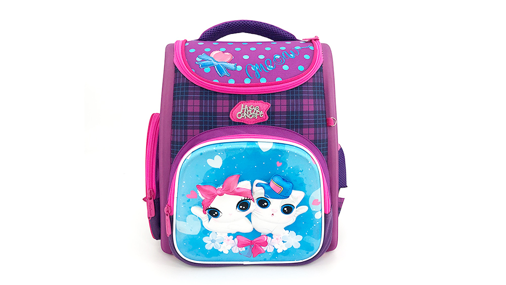 2020 Fashion Cartoon Backpack For Kids School Backpack For Student 2034