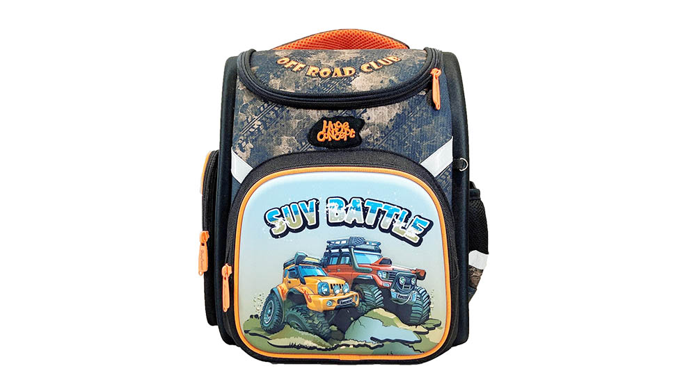 Wholesale 2021 New Fashion Cartoon SUV Battle Backpack For Kids School Backpack For Student High Quality Children Backpack D-9 withgoodprice-Best Bags