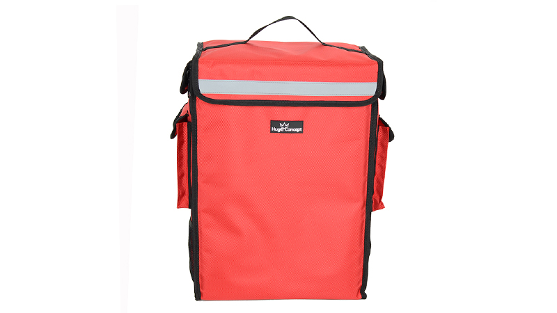 China Thermal Grocery Pizza Delivery Bag Waterproof Cooler Bag Backpack for Catering Restaurant Delivery Drivers manufacturers-Best Bags