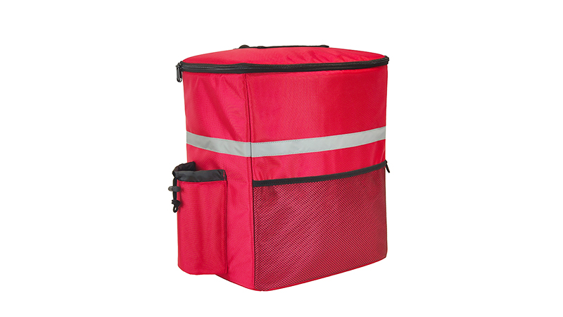 Professional Cooler Bag Backpack Thermal Grocery Bag Waterproof for Catering Restaurant Delivery Drivers Insulated Thermal Backpack manufacturers
