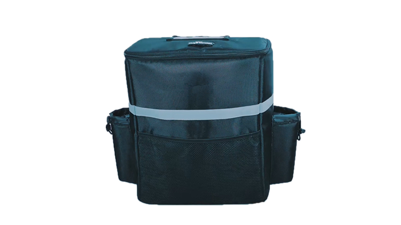 Professional Delivery Drivers Insulated Thermal Backpack Cooler Bag Backpack Thermal Grocery Bag Waterproof for Catering Restaurant manufacturers