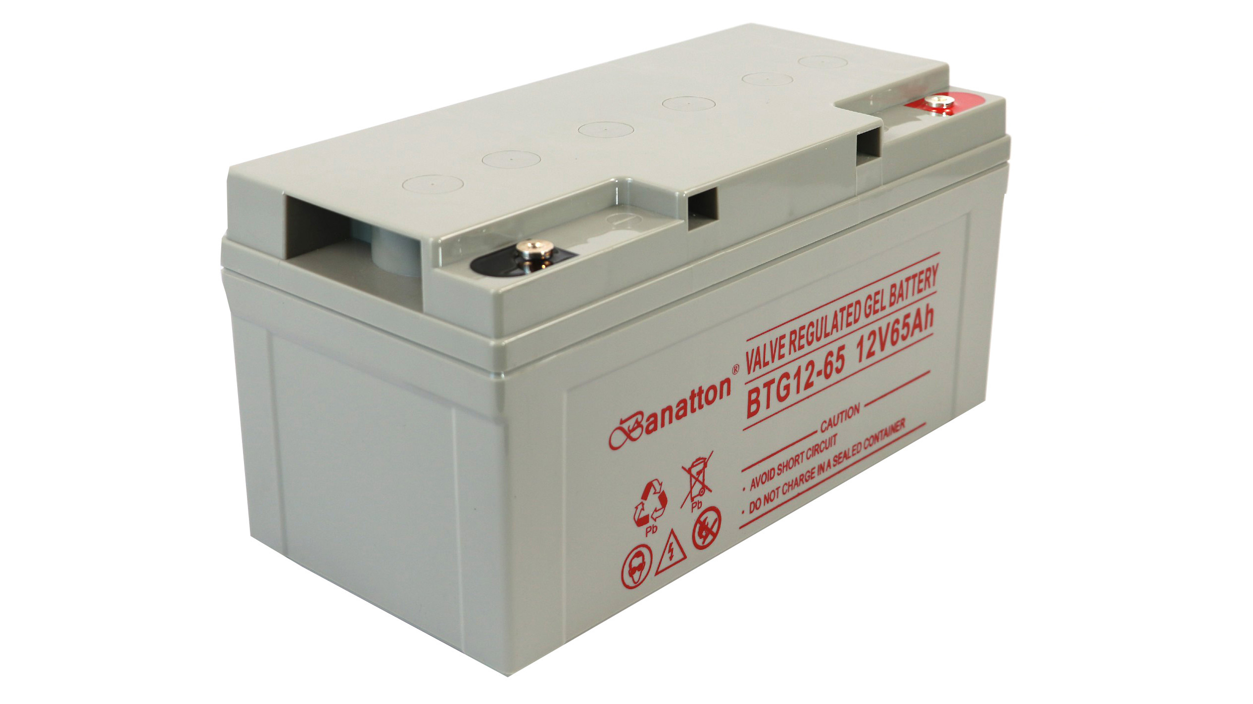 Wholesale Gel Type Series battery For Sale with good price-Banatton