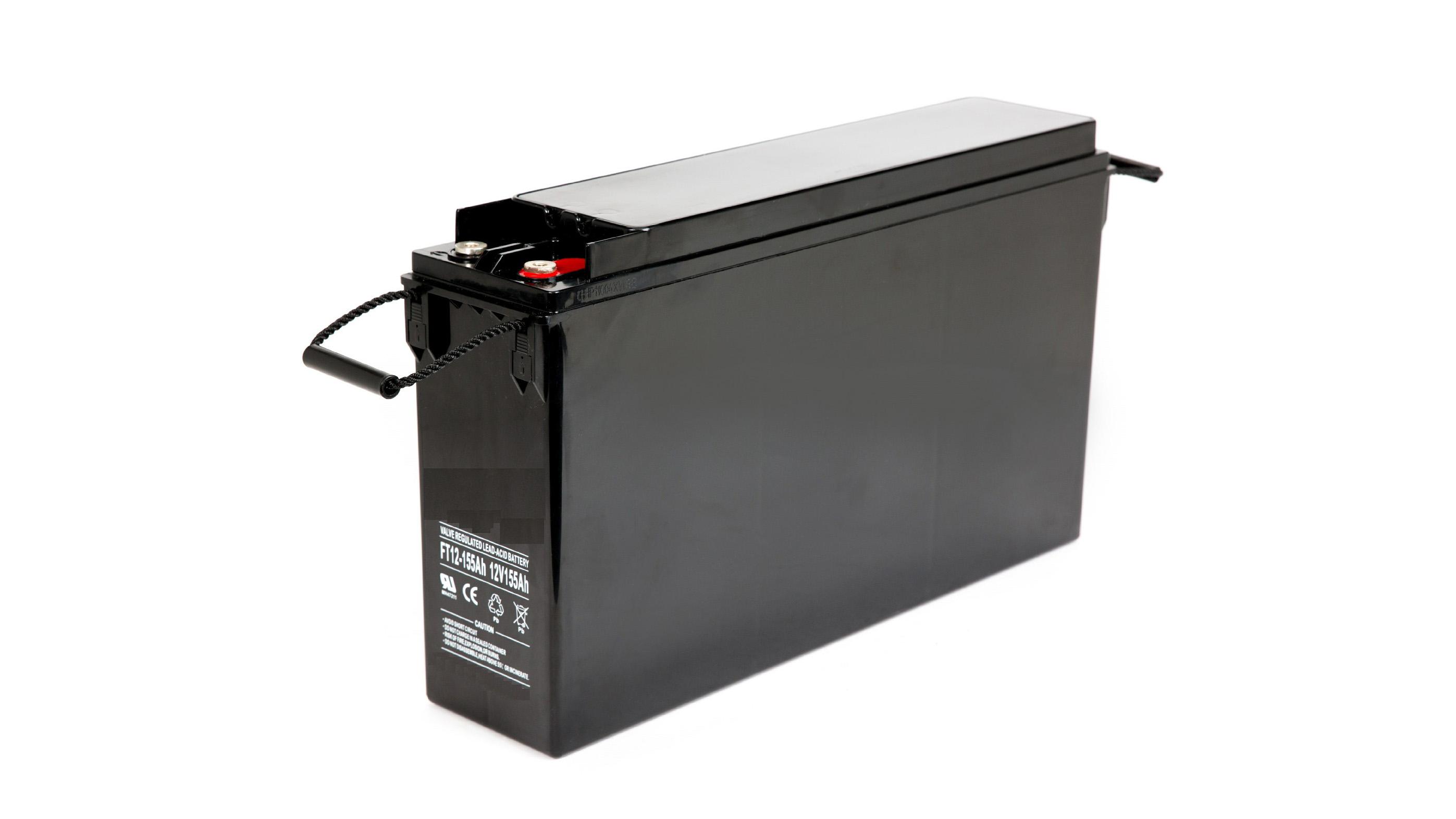 Bateria série terminal frontal