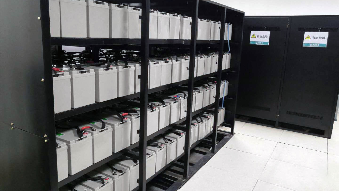 Professional Won the bid in June 2020, China Chengde Hospital Battery Project manufacturers