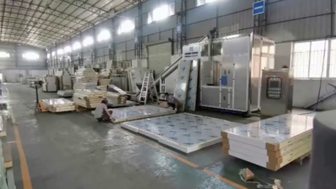How to Install the food drying equipment?