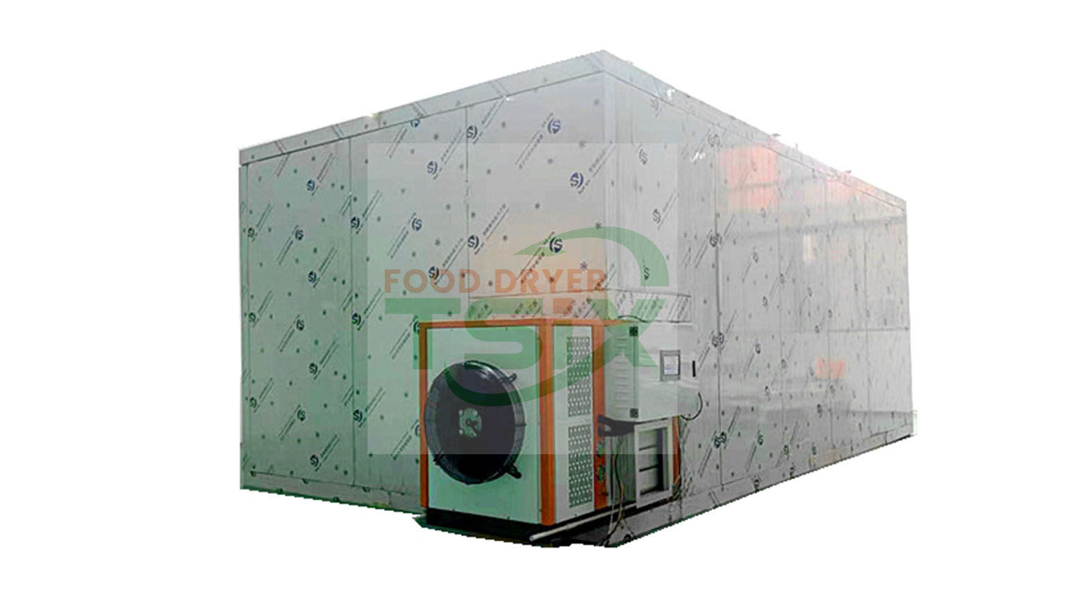 TSIX  Vegetable Dryer Machine to Dry Cabbage Manufacturers -DPHG050S-G