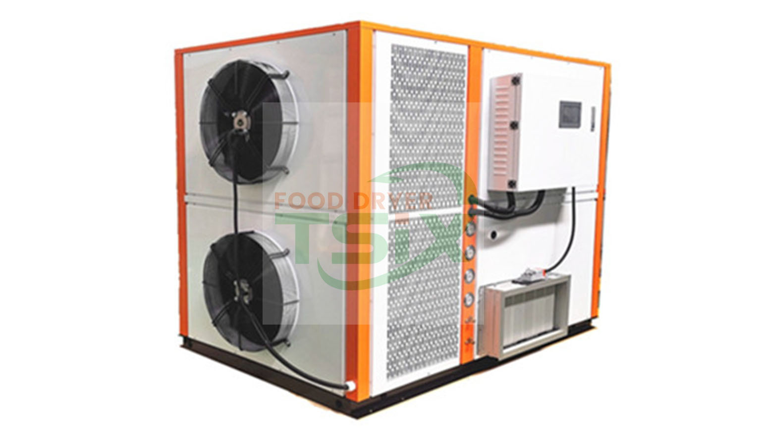 TSIX  Commercial Fruit and Vegetable Dehydrator Machine Factory Price-DPHG150S-G