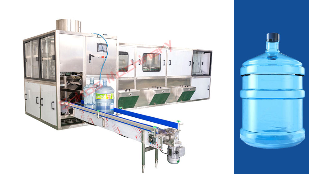 BestQuality 5 gallon water filling machine Factory