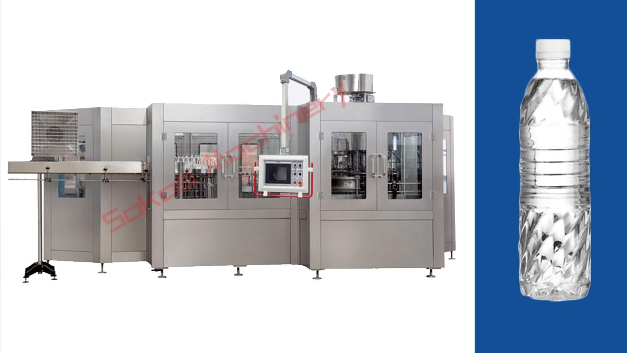 China Small bottle water filling machine manufacturers