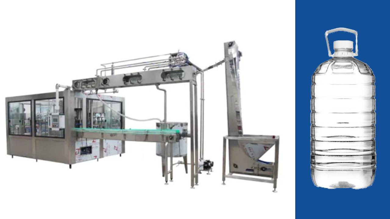 Customized 5L 10L bottle water filling machine manufacturers