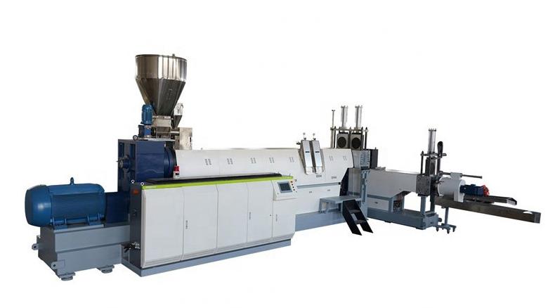Plastic Pelletizing Machines for HDPE PP Rigid plastics