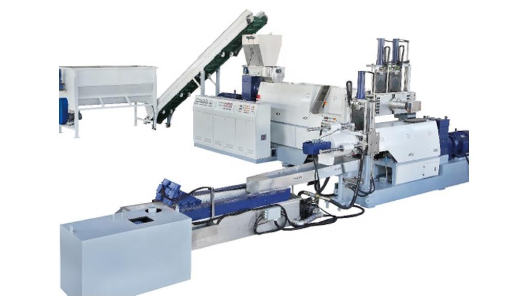 Best China Plastic Film Pelletizing Machine Line manufacturers-Elant Factory Price-Elant