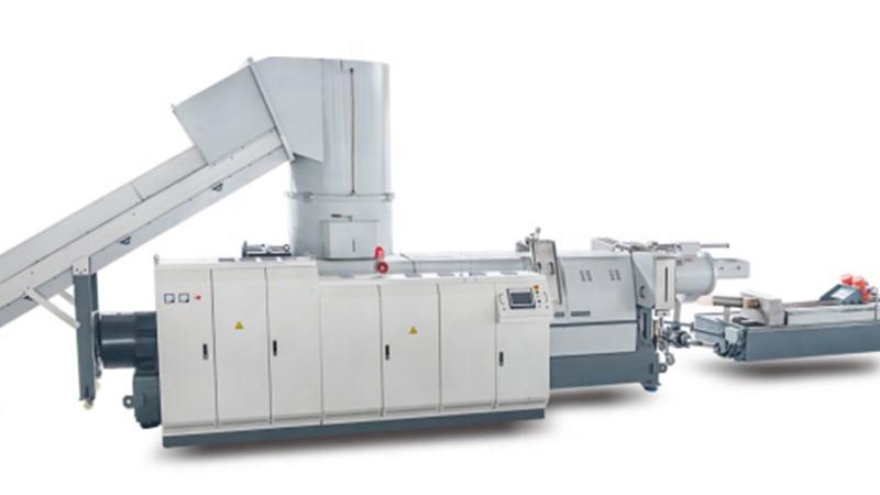 China BOPP PP Plastic film pelletizing machine manufacturers-Elant
