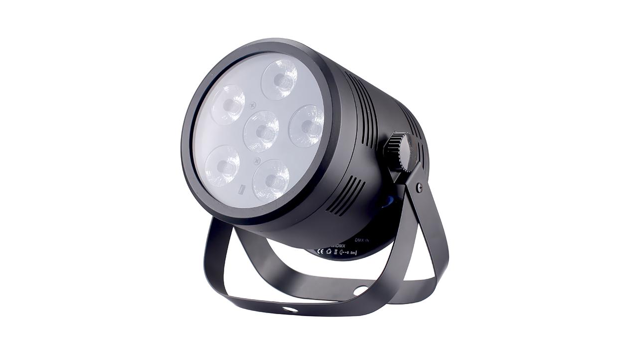 YR-BP0406Q 24W Battery Powered LED PAR