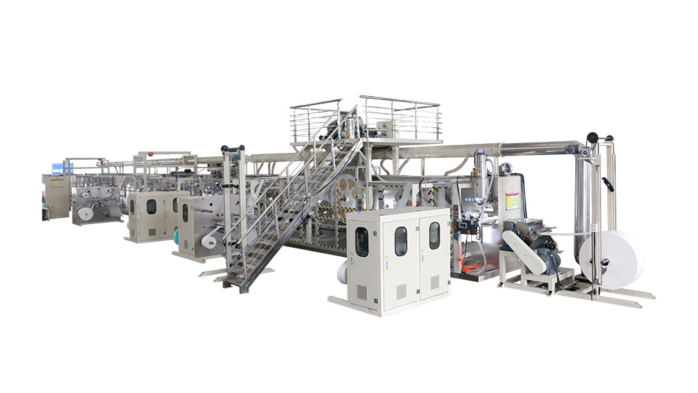 China Adult Incontinence Diaper Machine manufacturers-JWC Machinery