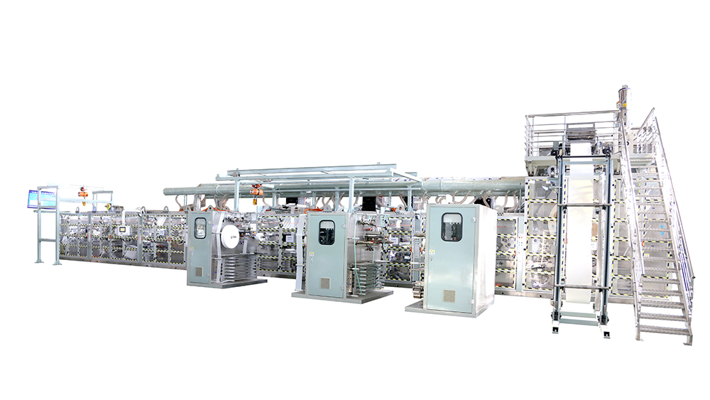 BestQuality Sanitary Napkin Machine Factory-JWC Machinery