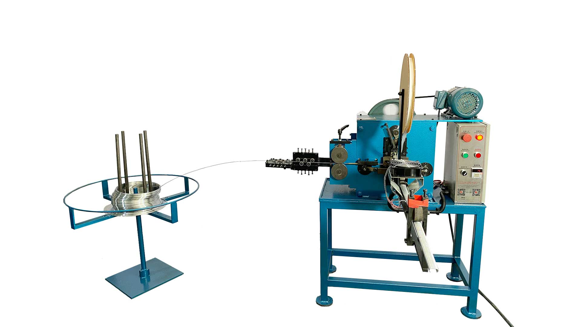 C ring making machine