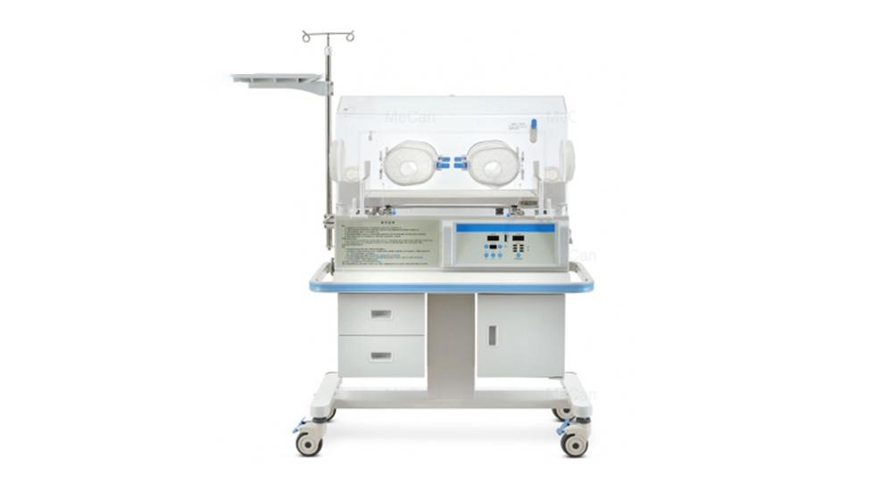 معدات رعاية الرضع بالمستشفى حاضنة الأطفال حديثي الولادة